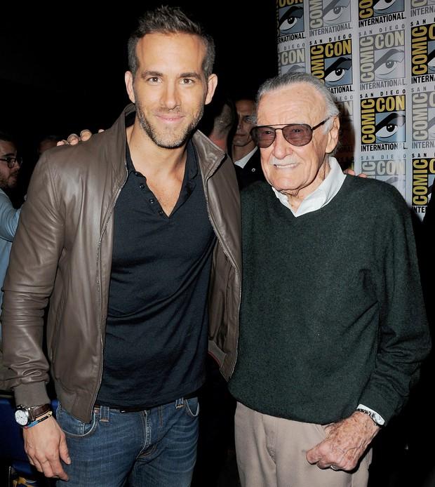Dàn sao phim Marvel và nhiều nghệ sĩ khác cùng tưởng nhớ Stan Lee sau tin cha đẻ các siêu anh hùng qua đời - Ảnh 1.