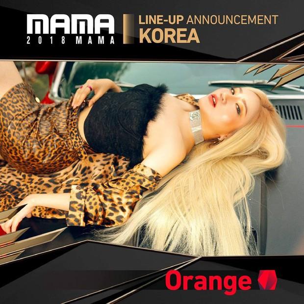 Orange (Người Lạ Ơi) được đề cử tranh giải tại sân khấu MAMA 2018 ở Hàn Quốc - Ảnh 1.