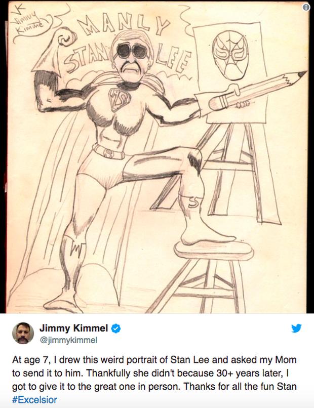 Dàn sao phim Marvel và nhiều nghệ sĩ khác cùng tưởng nhớ Stan Lee sau tin cha đẻ các siêu anh hùng qua đời - Ảnh 13.
