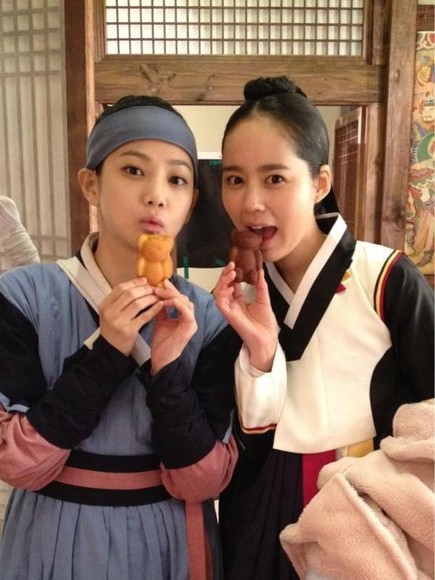 Trong làng giải trí Hàn, không ít yêu tinh trẻ mãi không già trà trộn giữa dàn nam thần nữ thần đình đám - Ảnh 24.