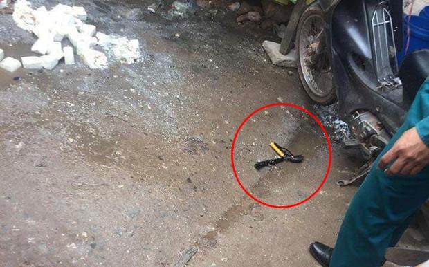 Hải Dương: Vụ bắn người tại chợ khiến nạn nhân tử vong tại chỗ- Ảnh 2.