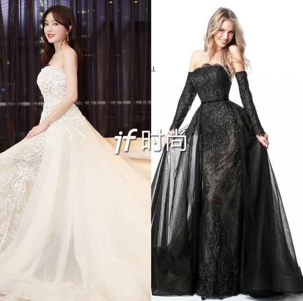 """Quan trọng là thần thái: Diện váy đắt gấp 7 lần Tần Lam, Ngô Cẩn Ngôn vẫn không có """"cửa"""" nổi hơn? - Ảnh 5."""