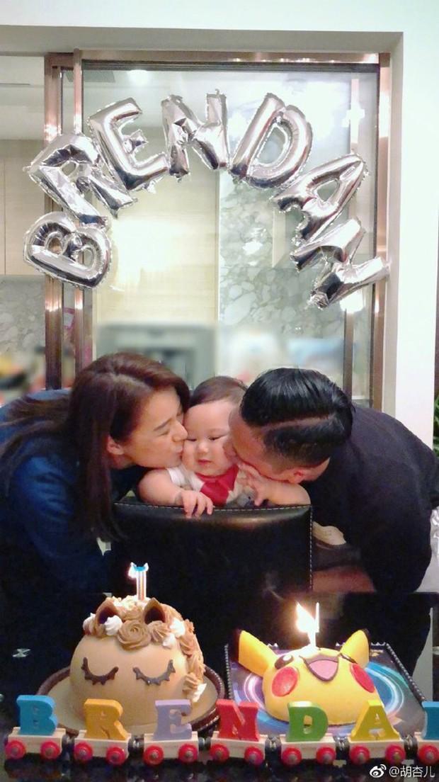 Con trai được 1 tuổi, Hồ Hạnh Nhi tiếp tục mang thai lần 2 ở tuổi 40 - Ảnh 4.
