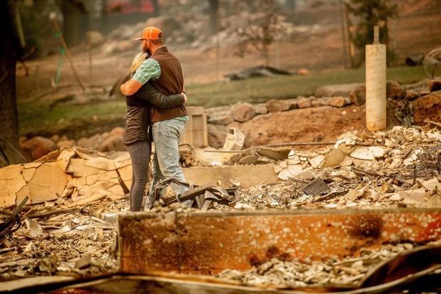 Cháy rừng ở California: Những con vật bị mắc kẹt trong biển lửa - Ảnh 15.