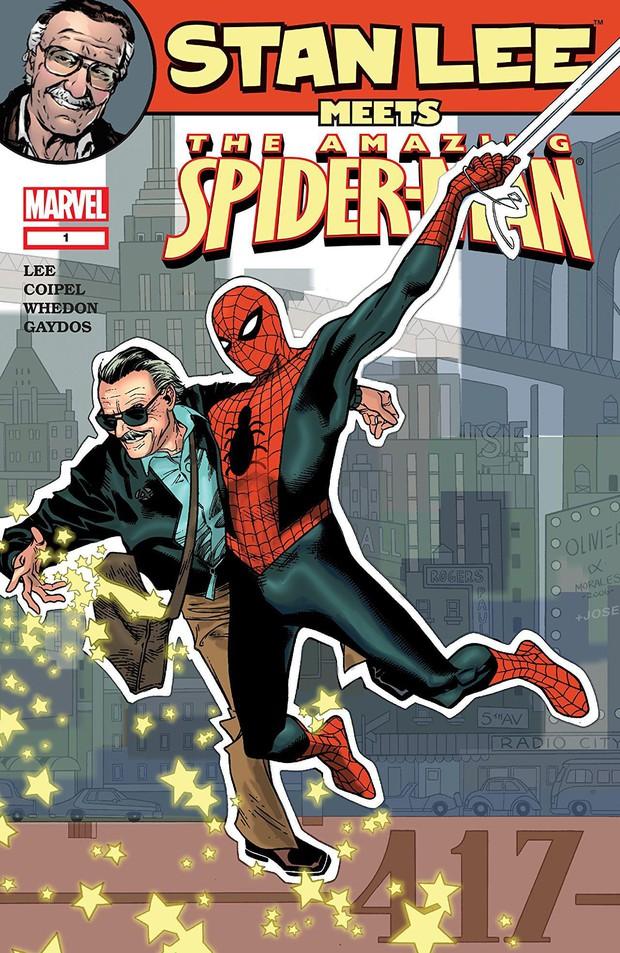 Stan Lee: Nhân vật khiến ông tự hào nhất là Spider Man - Ảnh 1.