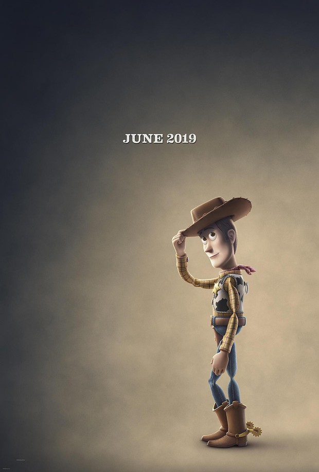 """Lẽ nào chúng ta sắp nói lời chia tay chàng cao bồi Woody ở """"Toy Story 4""""? - Ảnh 2."""