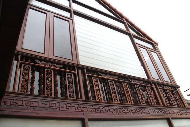 Ngắm cảnh xa hoa bên trong ngôi nhà gỗ trăm tỷ của đại gia Hà Tĩnh - Ảnh 25.
