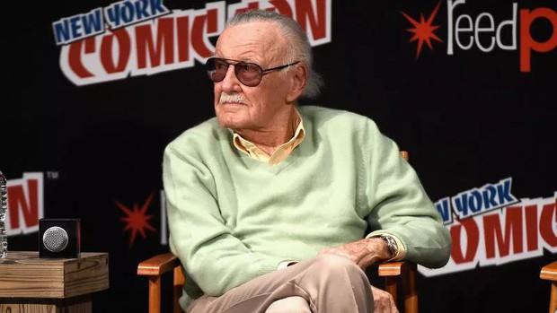 Stan Lee: Nhân vật khiến ông tự hào nhất là Spider Man - Ảnh 3.