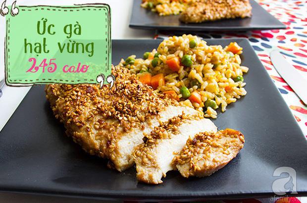 Chỉ với thịt gà, bạn có thể chế biến ra 7 món ăn cực ngon để Eat Clean giảm cân này - Ảnh 5.