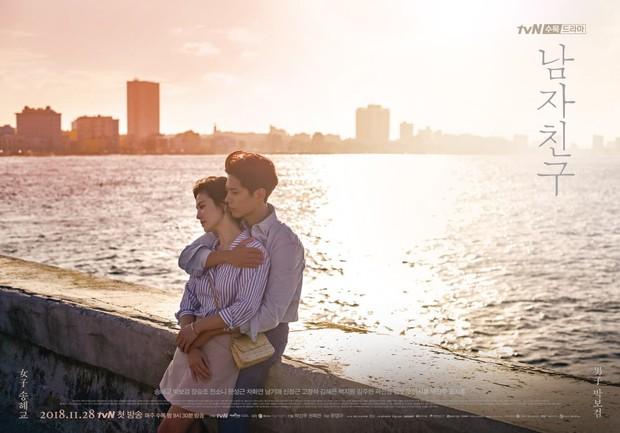 Thêm thính tình bể bình từ Song Hye Kyo và Park Bo Gum - Cặp đôi chị em hot nhất làng phim Hàn tháng này! - Ảnh 8.