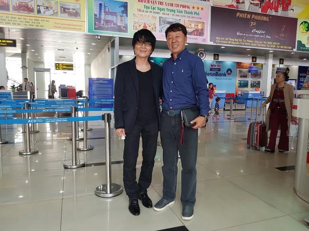 Thần y người Hàn Quốc sang chi viện cho tuyển Việt Nam trước trận đấu với Malaysia - Ảnh 7.