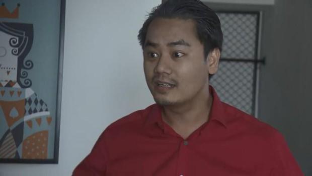 Bất ngờ với nhan sắc soái ca của diễn viên đóng bố dượng Quỳnh Búp Bê trong loạt ảnh thời trai trẻ - Ảnh 1.