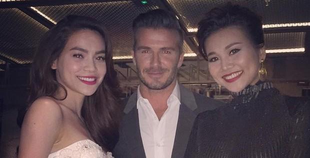 Hot girl hội Rich Kid - Thảo Tiên khoe ảnh chụp chung với David Beckham ở Singapore - Ảnh 5.