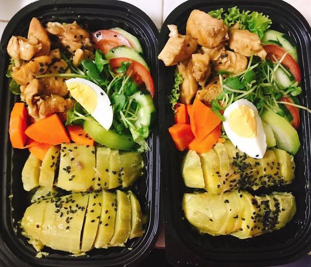 Gợi ý thực đơn giảm cân cả tuần theo chế độ ăn Eat Clean cho dân văn phòng - Ảnh 5.