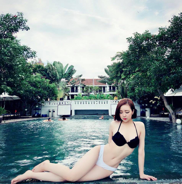 Lộ ảnh vóc dáng chưa qua photoshop của hot girl ngủ gật Hưng Yên nổi tiếng MXH nhờ gợi cảm - Ảnh 4.