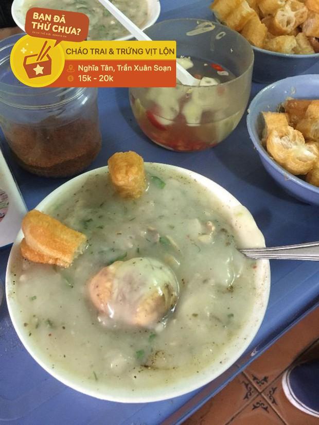 Ở Hà Nội có những món ăn thường xuyên dính với nhau, thưởng thức vào thời tiết này là nhất! - Ảnh 2.