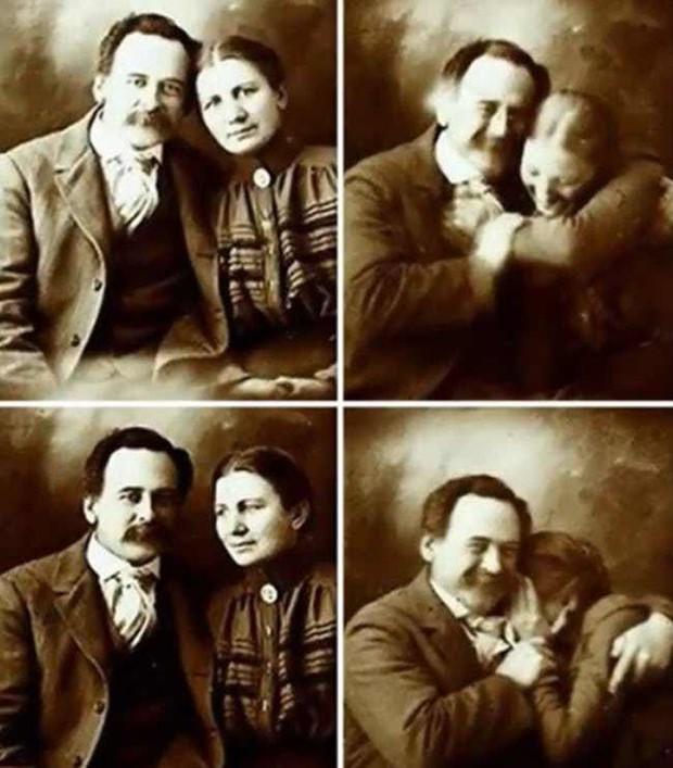 Chụp ảnh 100 năm trước: Nếu cho rằng người xưa chỉ biết ngồi thẳng lưng chụp ảnh thì hãy xem những dáng pose đỉnh cao này - Ảnh 19.