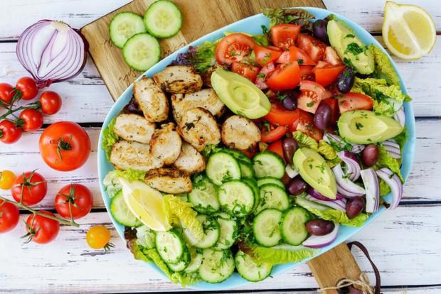 Gợi ý thực đơn giảm cân cả tuần theo chế độ ăn Eat Clean cho dân văn phòng - Ảnh 7.