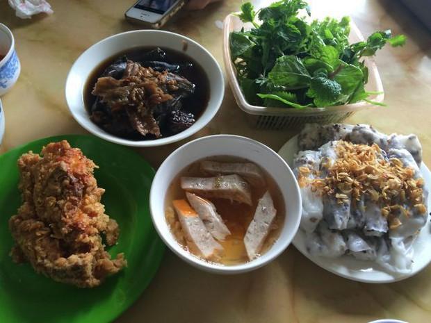 Ở Hà Nội có những món ăn thường xuyên dính với nhau, thưởng thức vào thời tiết này là nhất! - Ảnh 3.
