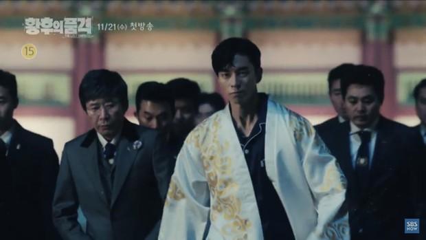 Cô dâu không tuổi Jang Nara chưa kịp hạnh phúc thì đã ngập chìm trong bể khổ ở The Last Empress - Ảnh 13.