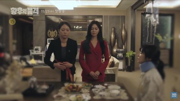 Cô dâu không tuổi Jang Nara chưa kịp hạnh phúc thì đã ngập chìm trong bể khổ ở The Last Empress - Ảnh 3.