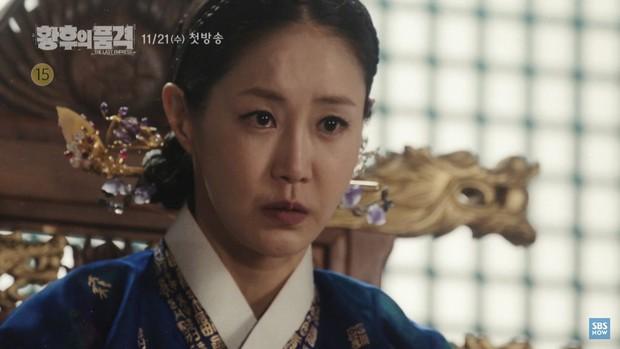 Cô dâu không tuổi Jang Nara chưa kịp hạnh phúc thì đã ngập chìm trong bể khổ ở The Last Empress - Ảnh 16.