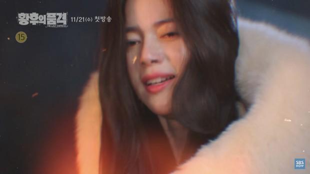 Cô dâu không tuổi Jang Nara chưa kịp hạnh phúc thì đã ngập chìm trong bể khổ ở The Last Empress - Ảnh 14.