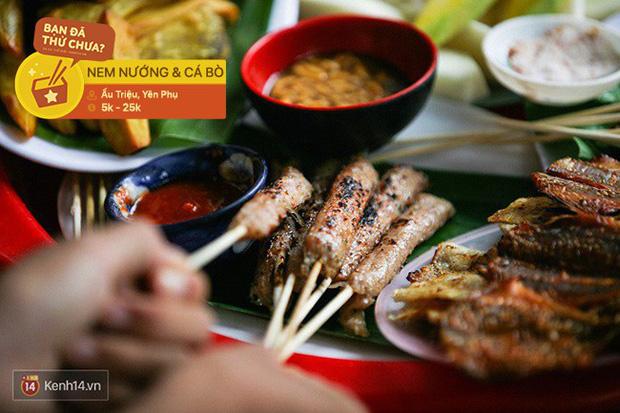 Ở Hà Nội có những món ăn thường xuyên dính với nhau, thưởng thức vào thời tiết này là nhất! - Ảnh 8.