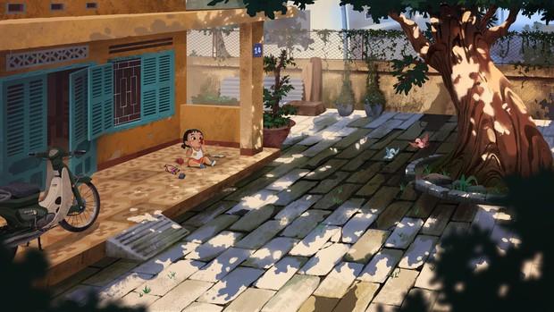 """Bất ngờ với teaser đẹp mắt của """"Hành Trình Nhân Quả"""" - phim hoạt hình Việt Nam đầu tiên về thế giới tâm linh - Ảnh 9."""
