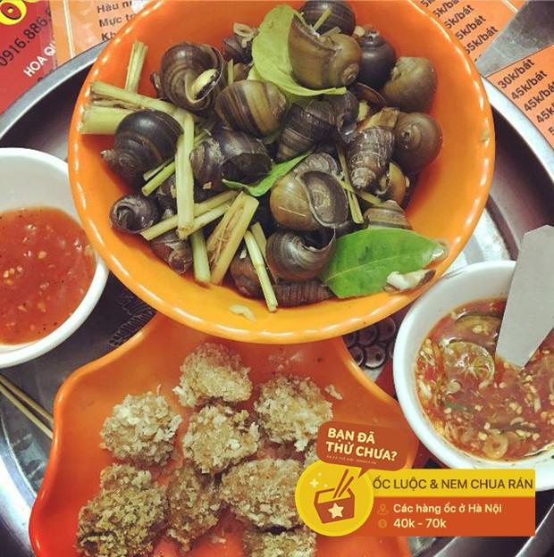 Ở Hà Nội có những món ăn thường xuyên dính với nhau, thưởng thức vào thời tiết này là nhất! - Ảnh 6.