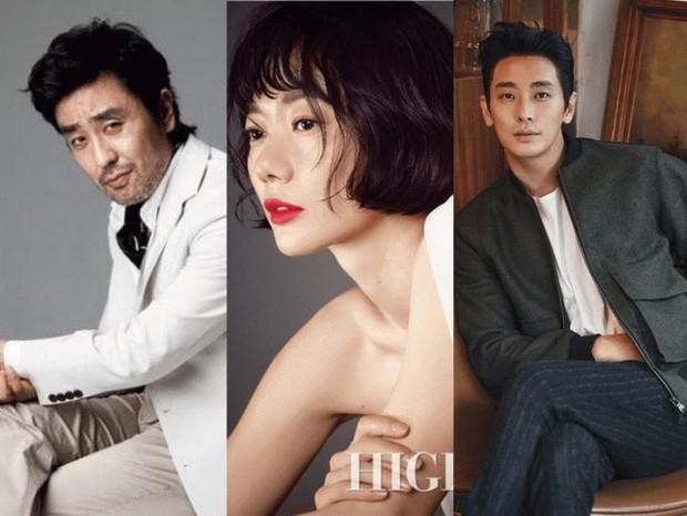 Sau Rampant, Hàn Quốc lại tiếp tục kết hợp Netflix làm phim xác sống - Ảnh 3.