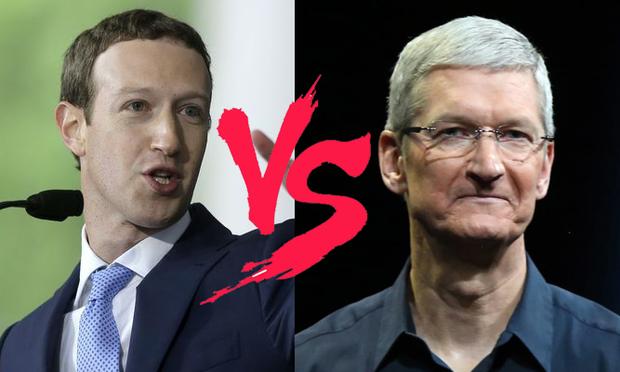 Sôi máu vì bị Apple đá xéo, Mark Zuckerberg cấm tiệt nhân viên dùng iPhone cho hả giận - Ảnh 1.