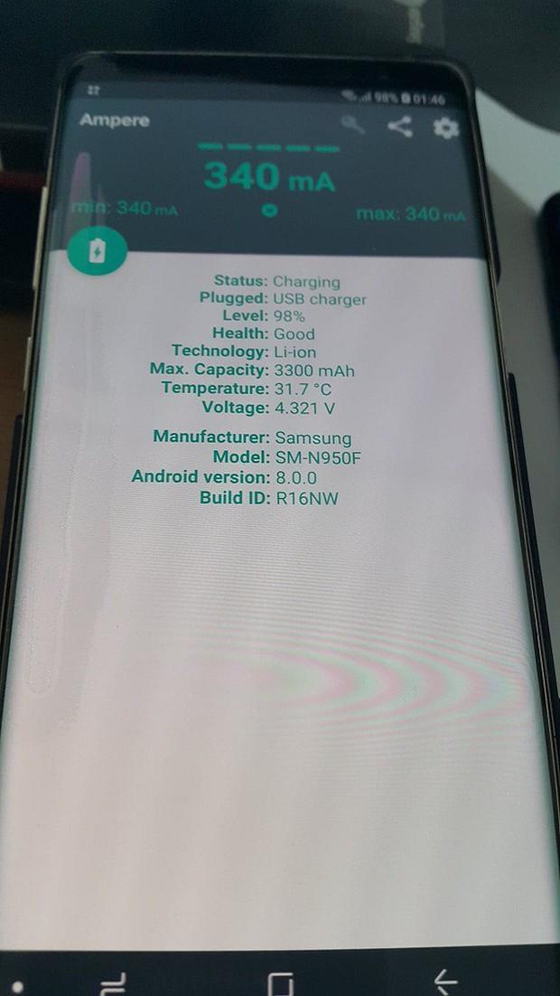iPad Pro mới có thể sạc pin cho iPhone? Galaxy Note9 đã có tính năng này từ rất lâu rồi - Ảnh 11.