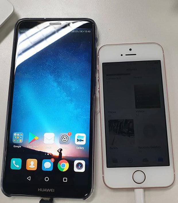 iPad Pro mới có thể sạc pin cho iPhone? Galaxy Note9 đã có tính năng này từ rất lâu rồi - Ảnh 13.