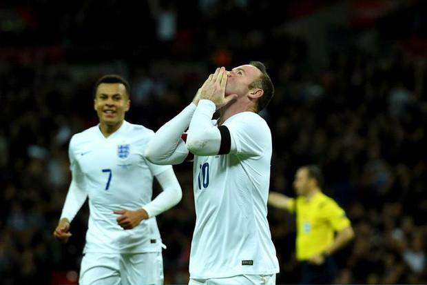 Wayne Rooney vĩ đại, nhưng không bao giờ vĩ đại nhất - Ảnh 3.