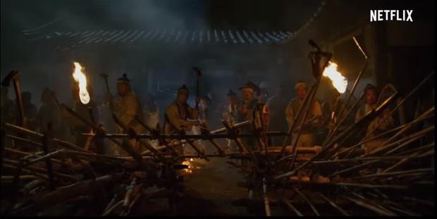 Sau Rampant, Hàn Quốc lại tiếp tục kết hợp Netflix làm phim xác sống - Ảnh 6.
