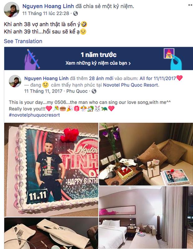 Trước khi công bố chia tay, MC Hoàng Linh vẫn liên tục cập nhật hình ảnh hạnh phúc với hôn phu lên Facebook - Ảnh 6.