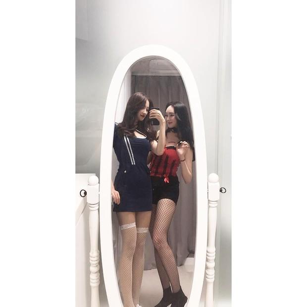 Bỏng mắt trước bạn gái kém 21 tuổi của cha đẻ BTS: Ngực siêu khủng, sexy khó tin, lại còn sống xa hoa - Ảnh 15.