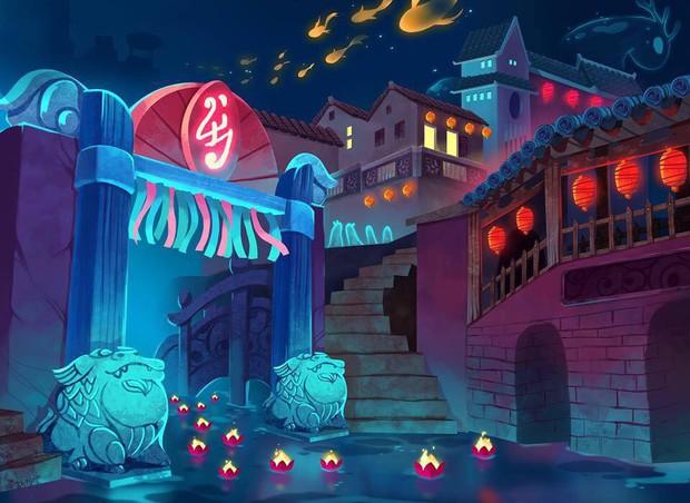 """Bất ngờ với teaser đẹp mắt của """"Hành Trình Nhân Quả"""" - phim hoạt hình Việt Nam đầu tiên về thế giới tâm linh - Ảnh 4."""