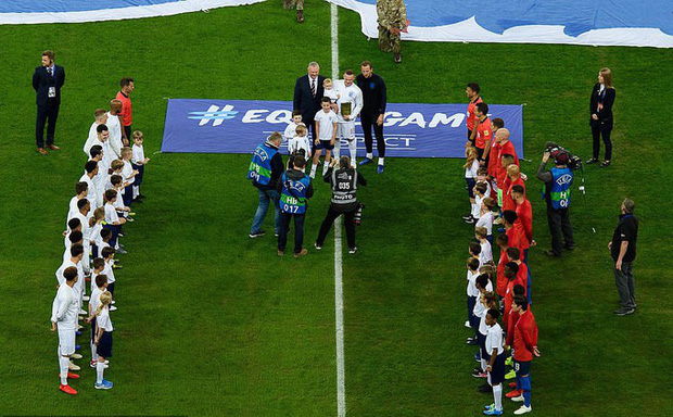 ĐT Anh thắng đậm Mỹ trong ngày chia tay đầy xúc động của Wayne Rooney - chân sút tốt nhất lịch sử Tam sư - Ảnh 1.
