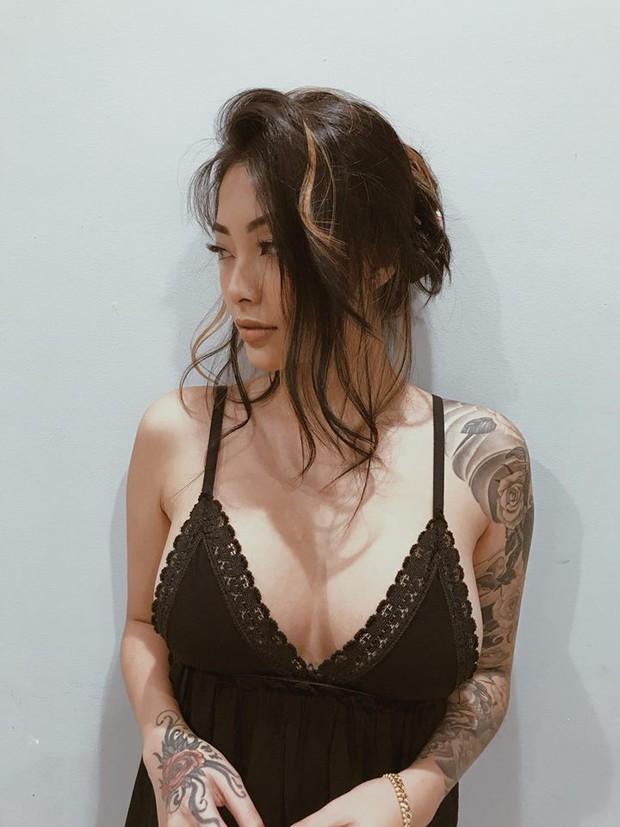Người yêu rapper Binz: Ngực khủng, siêu sexy, Facebook 1 triệu followers - Ảnh 7.