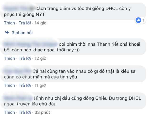 Netizen Việt thích thú soi ra tác phẩm giống với Diên Hi Công Lược của Vu Chính như chị em sinh đôi  - Ảnh 3.