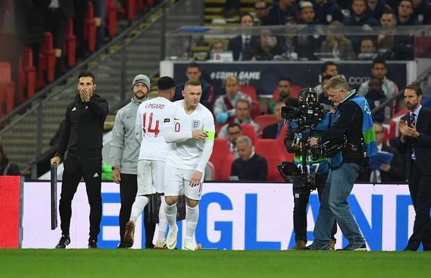 ĐT Anh thắng đậm Mỹ trong ngày chia tay đầy xúc động của Wayne Rooney - chân sút tốt nhất lịch sử Tam sư - Ảnh 6.