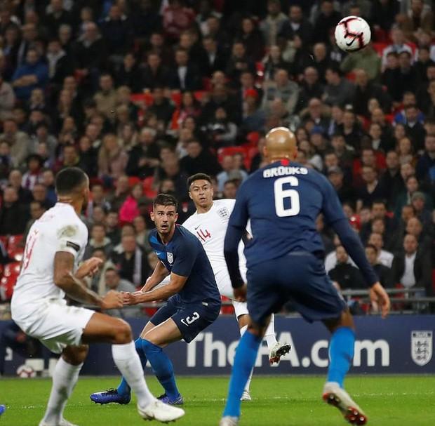 ĐT Anh thắng đậm Mỹ trong ngày chia tay đầy xúc động của Wayne Rooney - chân sút tốt nhất lịch sử Tam sư - Ảnh 8.