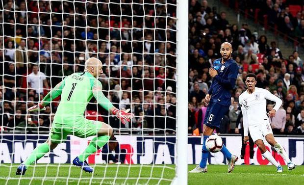 ĐT Anh thắng đậm Mỹ trong ngày chia tay đầy xúc động của Wayne Rooney - chân sút tốt nhất lịch sử Tam sư - Ảnh 9.