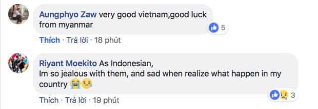 Bạn bè quốc tế choáng ngợp trước cảnh hát Quốc ca Việt Nam hoành tráng trên sân Mỹ Đình - Ảnh 3.