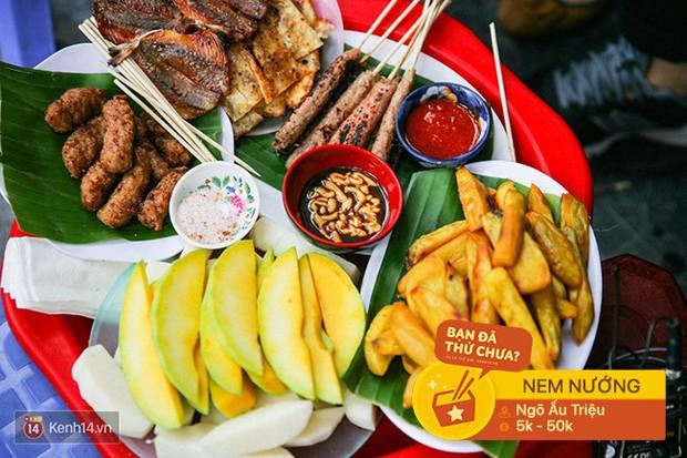 Hà Nội cũng có những ngõ nhỏ bán đồ ăn vặt trứ danh cực thích hợp với thời tiết bây giờ - Ảnh 6.