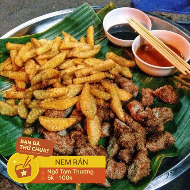 Hà Nội cũng có những ngõ nhỏ bán đồ ăn vặt trứ danh cực thích hợp với thời tiết bây giờ - Ảnh 4.