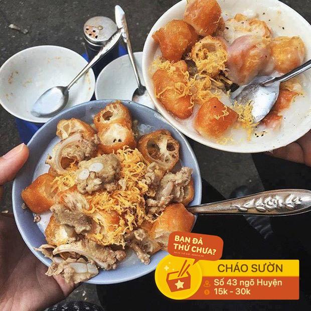 Hà Nội cũng có những ngõ nhỏ bán đồ ăn vặt trứ danh cực thích hợp với thời tiết bây giờ - Ảnh 8.