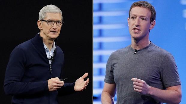 Facebook phủ nhận thông tin cho rằng CEO Mark Zuckerberg cấm giám đốc cao cấp sử dụng iPhone - Ảnh 1.